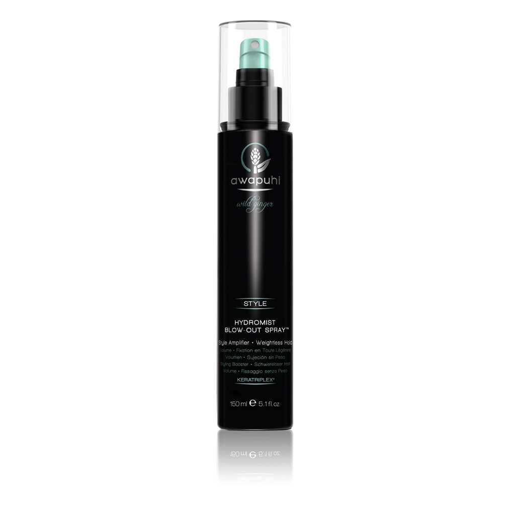 AWAPUHI WILD GINGER® HydroMist Blow-Out Spray®
