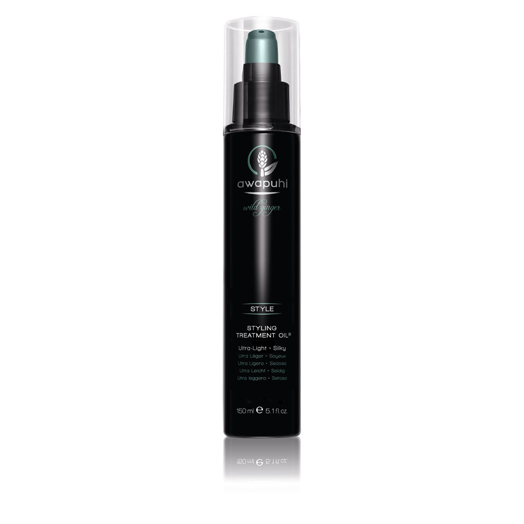AWAPUHI WILD GINGER® Styling Treatment Oil®