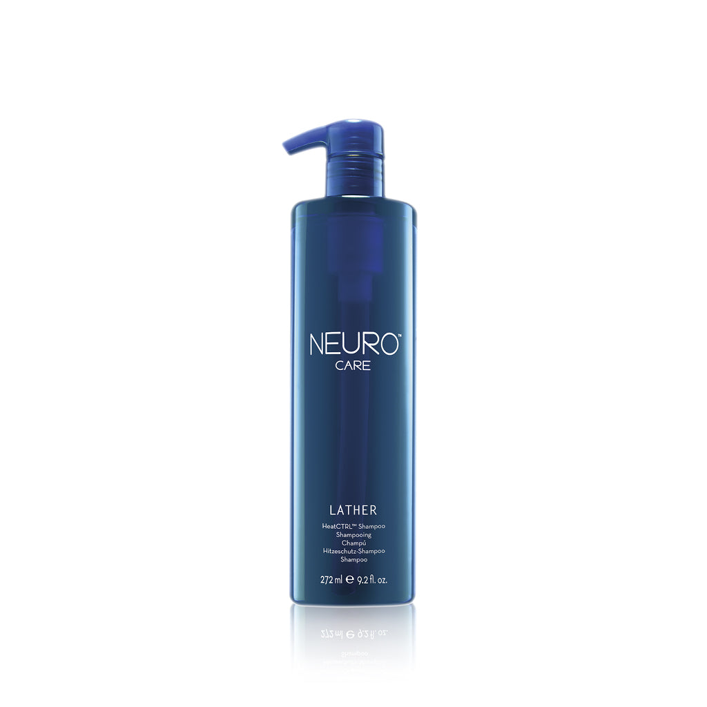 NEURO™ Lather HeatCTRL® Shampoo