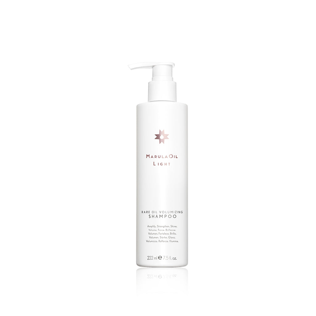 MARULAOIL Light Rare Oil Volumizing Shampoo
