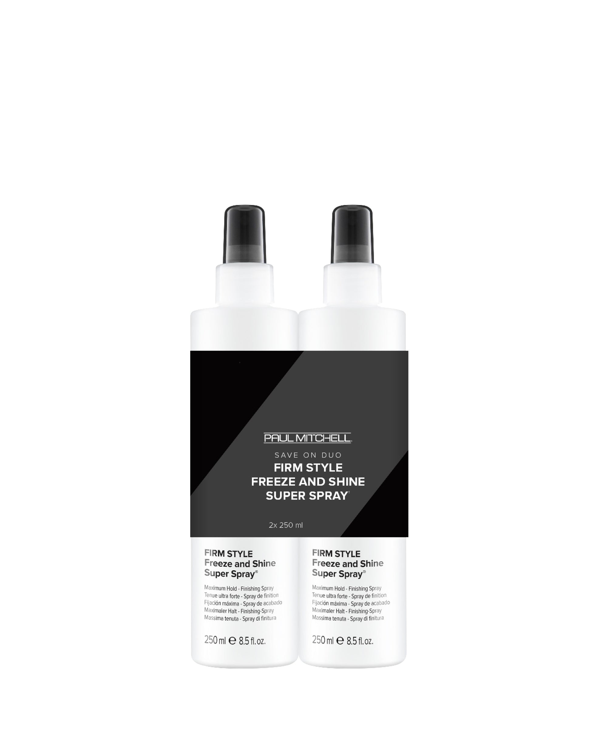 PAUL MITCHELL® Save One Duo Freeze and Shine Super Spray®