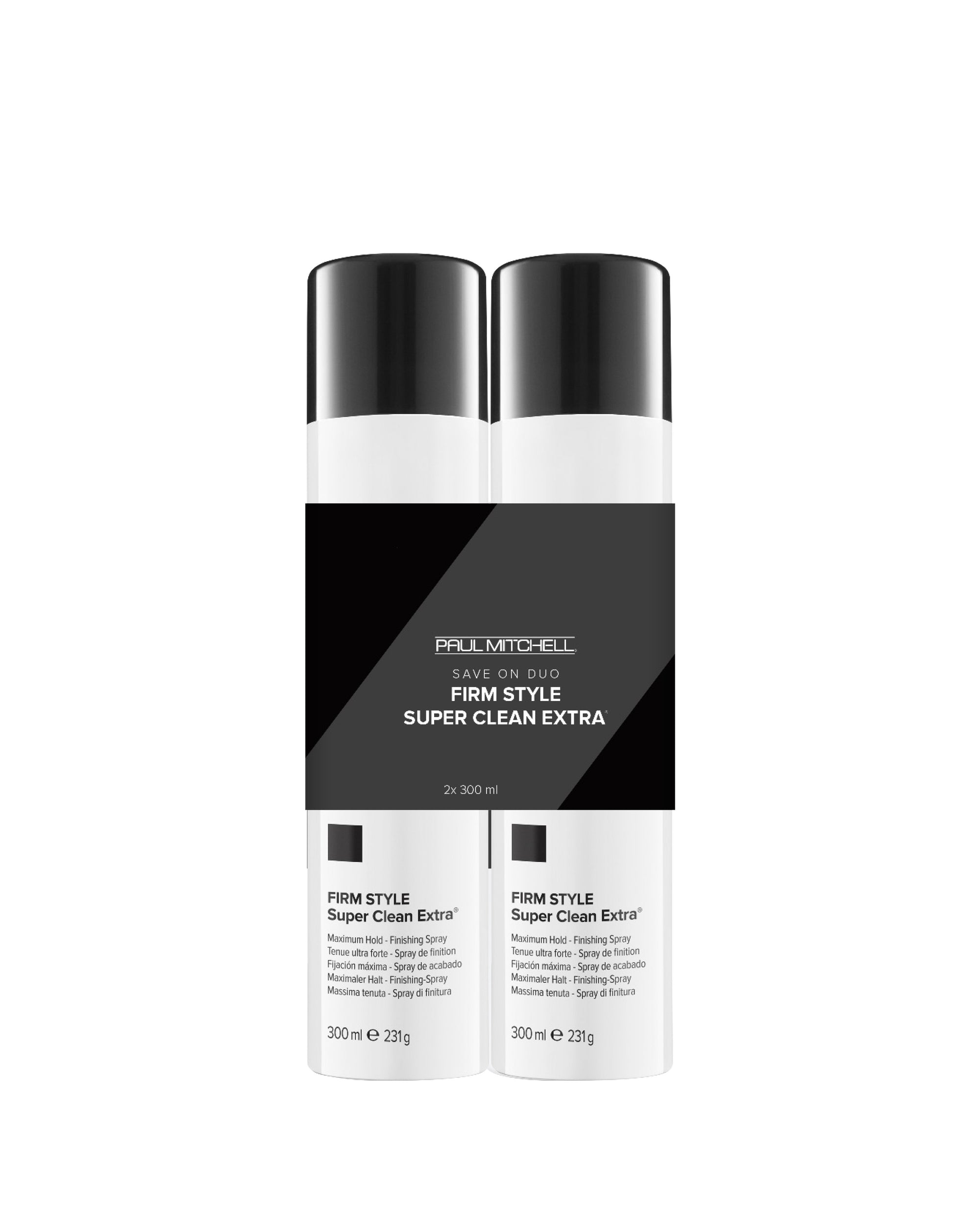 Save On Duo PAUL MITCHELL® Super Clean Extra®
