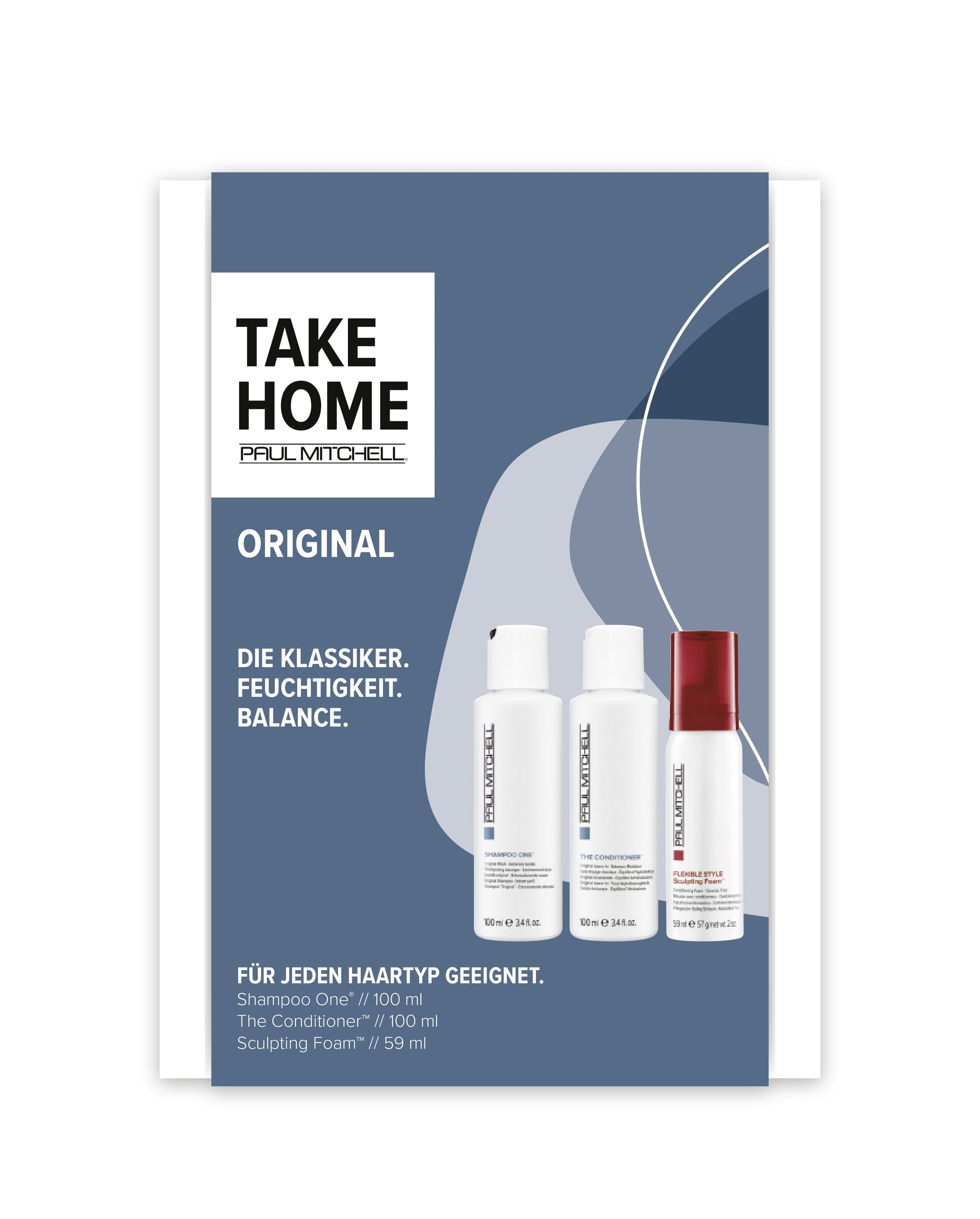 PAUL MITCHELL® Take Home Kit ORIGINAL