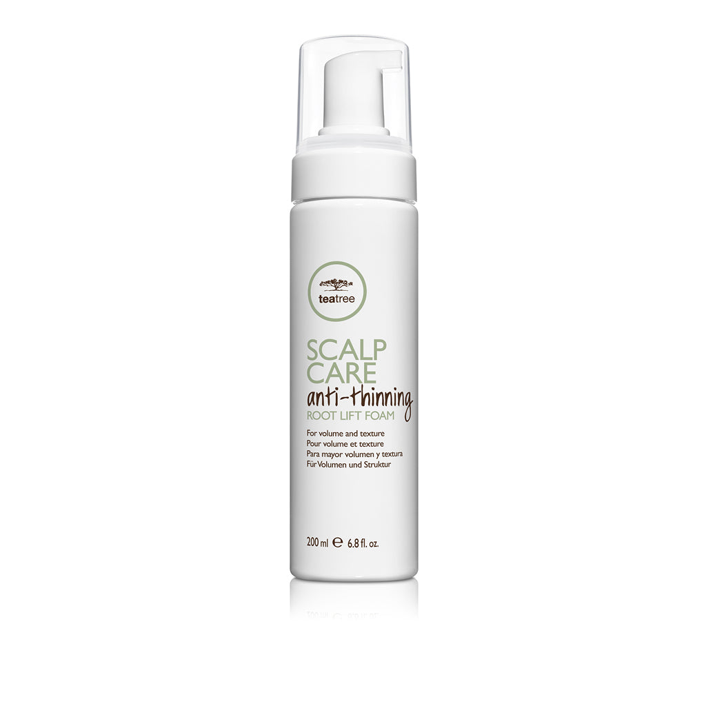 SCALP CARE Anti-Thinning Root Lift Foam