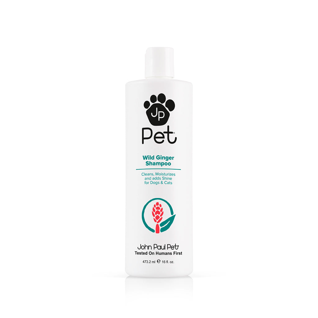 JOHN PAUL PET® Wild Ginger Shampoo