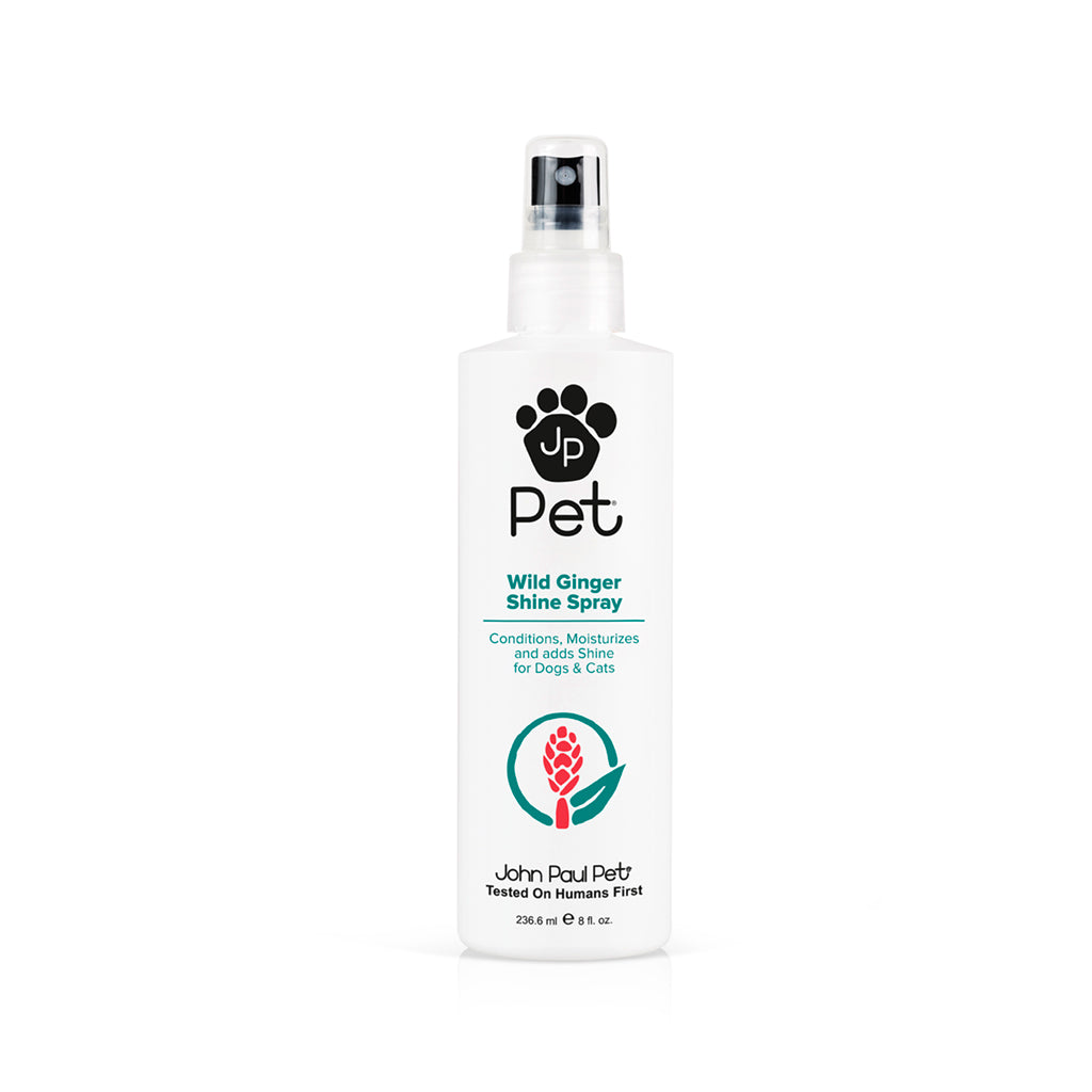 JOHN PAUL PET® Wild Ginger Shine Spray