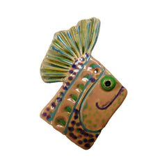 WATCH Resources Art Guild - Fresh Fish Ceramic Art by  Piper Roberson