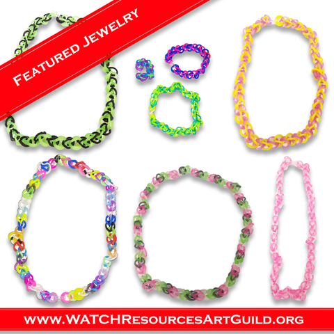 WATCH Resources Art Guild - New Jewelry Art