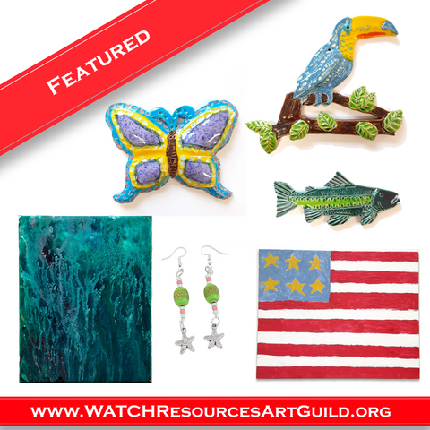 WATCH Resources Art Guild May 2021 Ad
