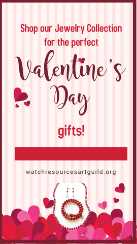 WATCH Resources Art Guild Valentines Day 2021