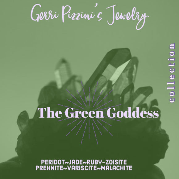 The Green Goddess Collection