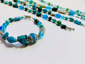 11 - Turquoise Collection Bracelet