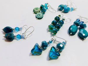 12 - Turquoise Collection Earrings