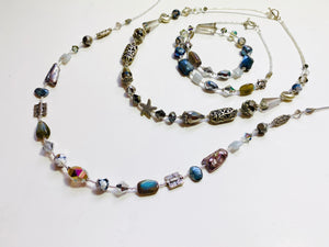 25 - The Gorgeous Gray Collection Necklace