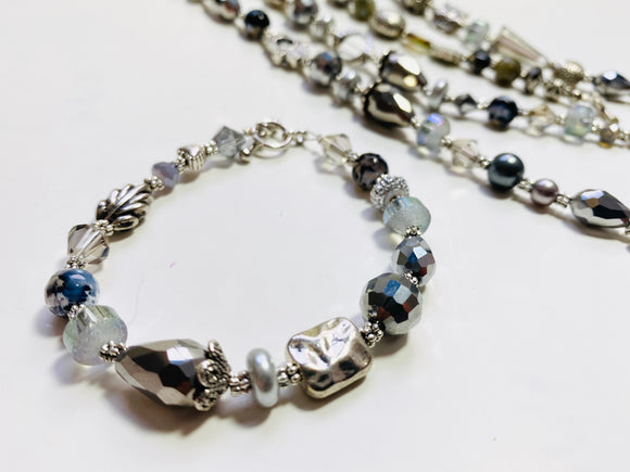 26 - The Gorgeous Gray Collection Bracelet