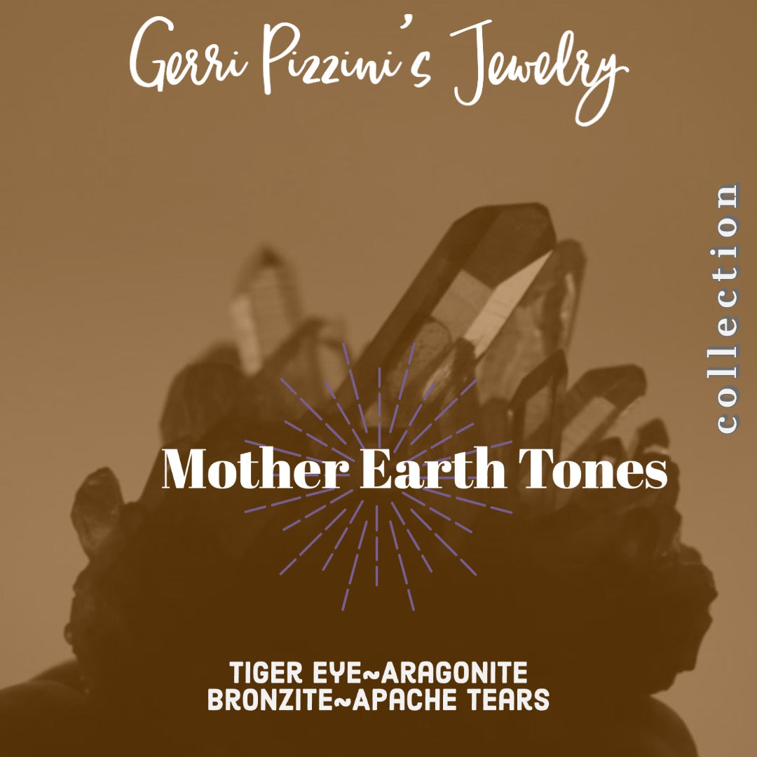 15 - The Mother Earth Tones Collection Earrings