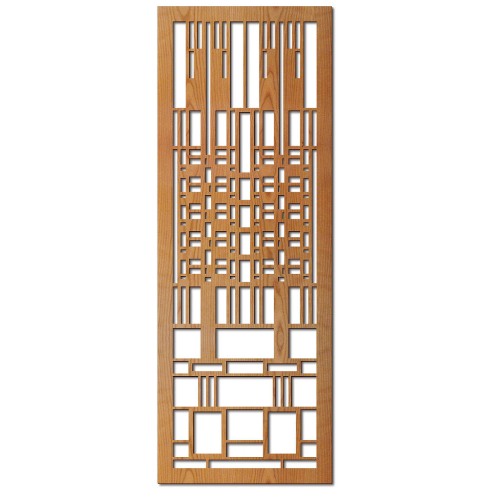 Frank Lloyd Wright Element - Dana House Hanging Window Detail