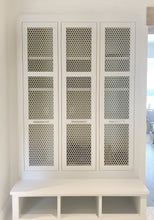 Load image into Gallery viewer, Honeycomb Laser Cut Panels - Cabinetry Application