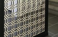 Load image into Gallery viewer, Chicago Grille Laser Cut Panel - Wall Partition