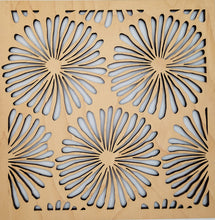 Load image into Gallery viewer, Lightwave Laser Daisies Pattern Sample