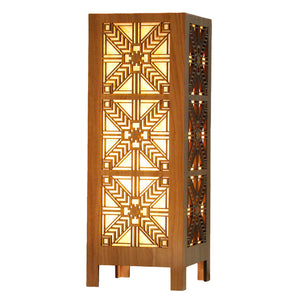 Frank Lloyd Wright Lightbox - Robie House Sconce