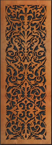 Ornate Damask Wall Art