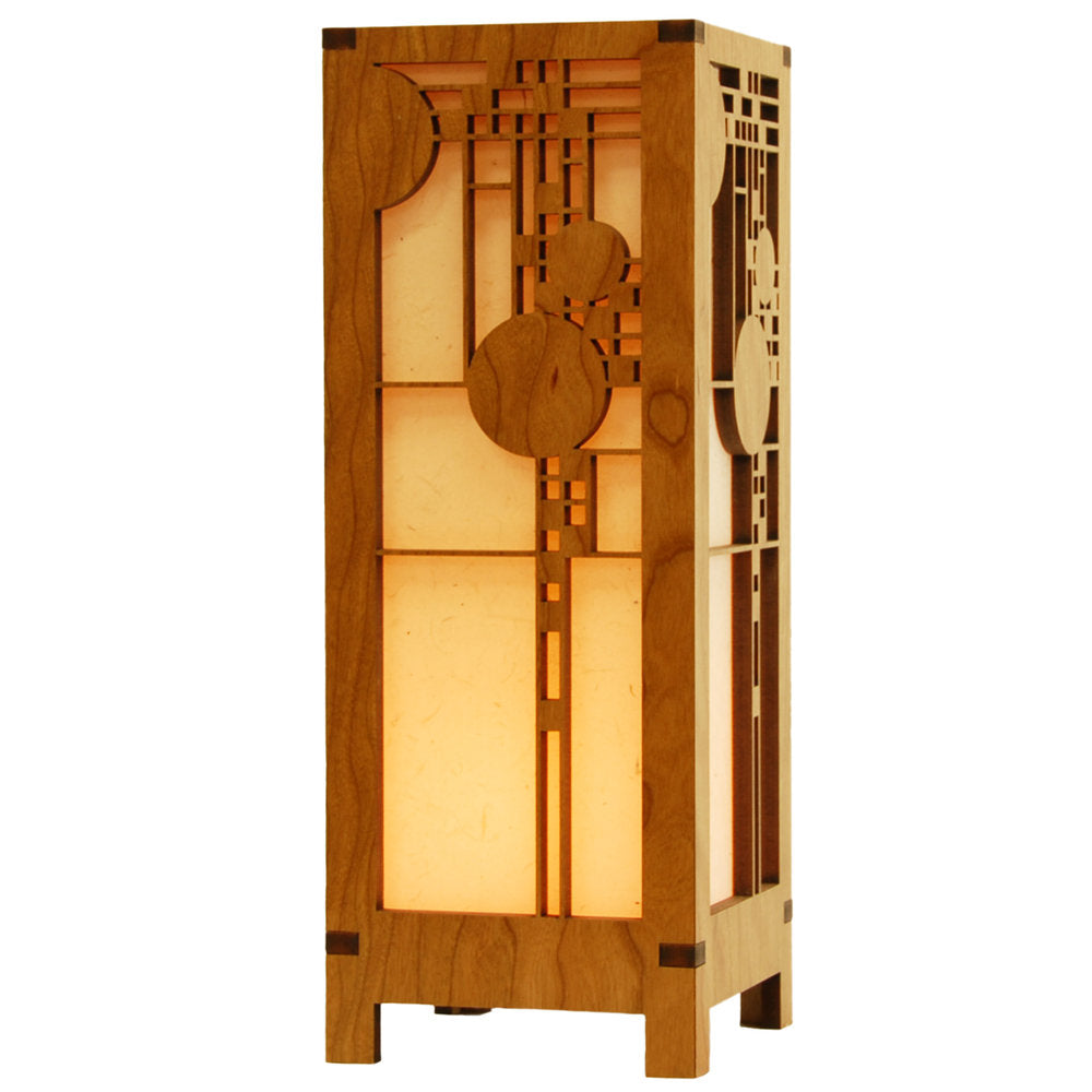 Frank Lloyd Wright Mini Lightbox - Coonley Playhouse