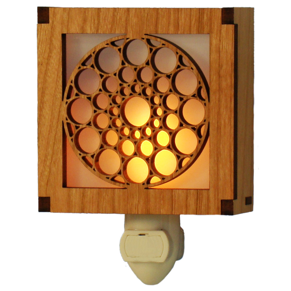 Frank Lloyd Wright Night Light - SC Johnson Dome
