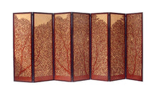 Load image into Gallery viewer, Sea Fan Laser Cut Panel - Floor Screen Application