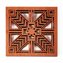Load image into Gallery viewer, Frank Lloyd Wright Trivet - Robie Sconce