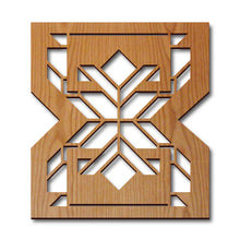 Load image into Gallery viewer, Frank Lloyd Wright Trivet - Imperial Hotel
