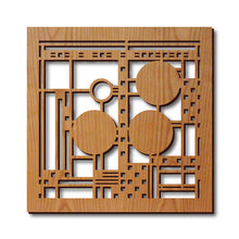 Load image into Gallery viewer, Frank Lloyd Wright Trivet - Coonley