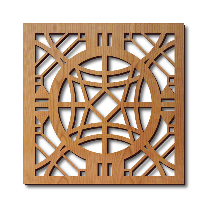 Frank Lloyd Wright Trivet - Chauncey Williams House