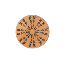 Load image into Gallery viewer, Frank Lloyd Wright Trivet - Hagan House