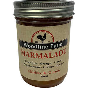 Woodfine Farm Marmalade (250ml)