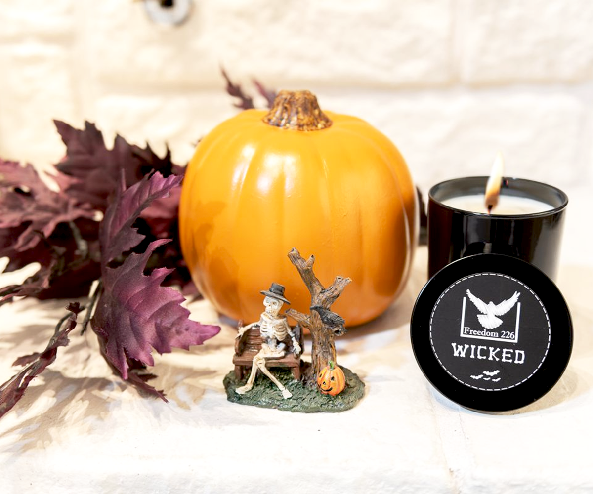 The Best Halloween Candle From Freedom226