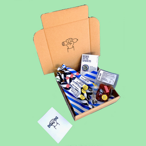 BIG REBEL CHARCUTERIE GIFT BOX - INCLUDES FREE FIRST CLASS POSTAGE