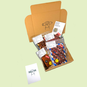 LITTLE REBEL CHARCUTERIE GIFT BOX