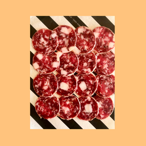 PROSECCO & PINK PEPPERCORN SALAMI (Limited edition)