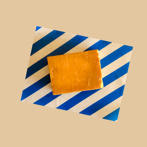 Twice smoked West Country Cheddar