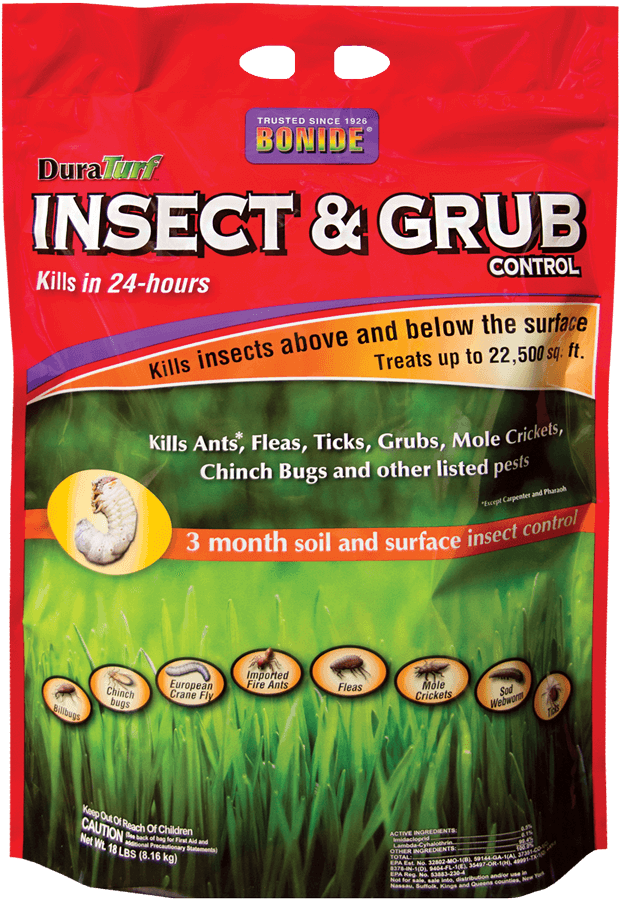 DURATURF INSECT & GRUB CONTROL