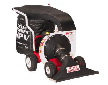 Little Wonder Pro Vac SP 9 HP (Honda) Self-Propelled Lawn Vacuum Model: Pro Vac SP  |  Item Number: 56121201