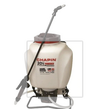 Load image into Gallery viewer, Chapin 24V Rechargeable Backpack Sprayer
