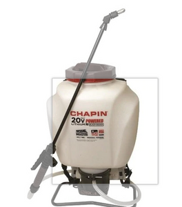 Chapin 24V Rechargeable Backpack Sprayer