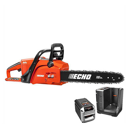 ECH CCS-58V4AH Chainsaw w/4AH Battery & Charger