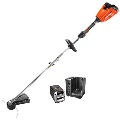 ECH CST-58V 2AH - 58V PAS Cordless String Trimmer w/ 2Ah Battery and Charger