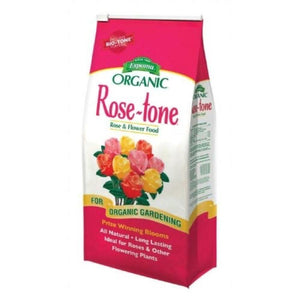 Espoma Organic Rose-Tone Rose & Flower Food