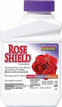 Load image into Gallery viewer, Bonide Rose Shield Insect & Disease Protection for Roses