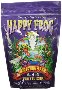 Happy Frog Acid Loving Plants 6-4-4 Fertilizer
