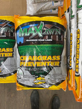 Load image into Gallery viewer, MaxLawn Crabgrass Preventers (22-0-4) 1st Step
